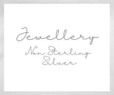Jewellery (Non-Sterling Silver)