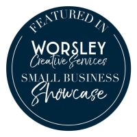 Worsley Creative Small Business Showcase Logo