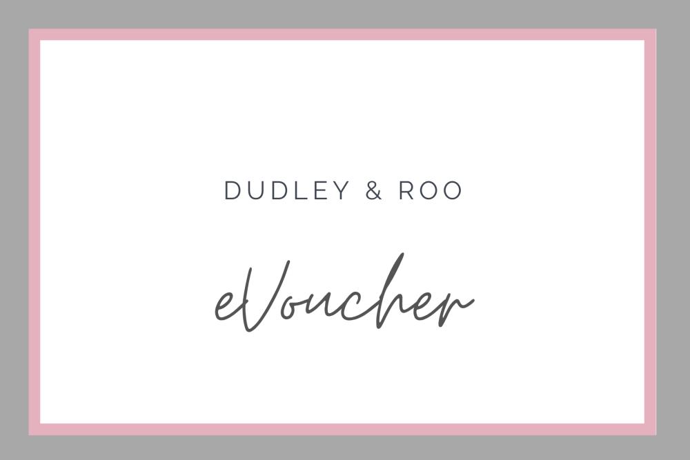 Dudley & Roo Jewellery eVoucher