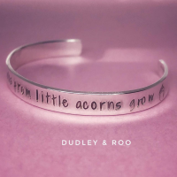 Silver Cuff | Baby/Infant