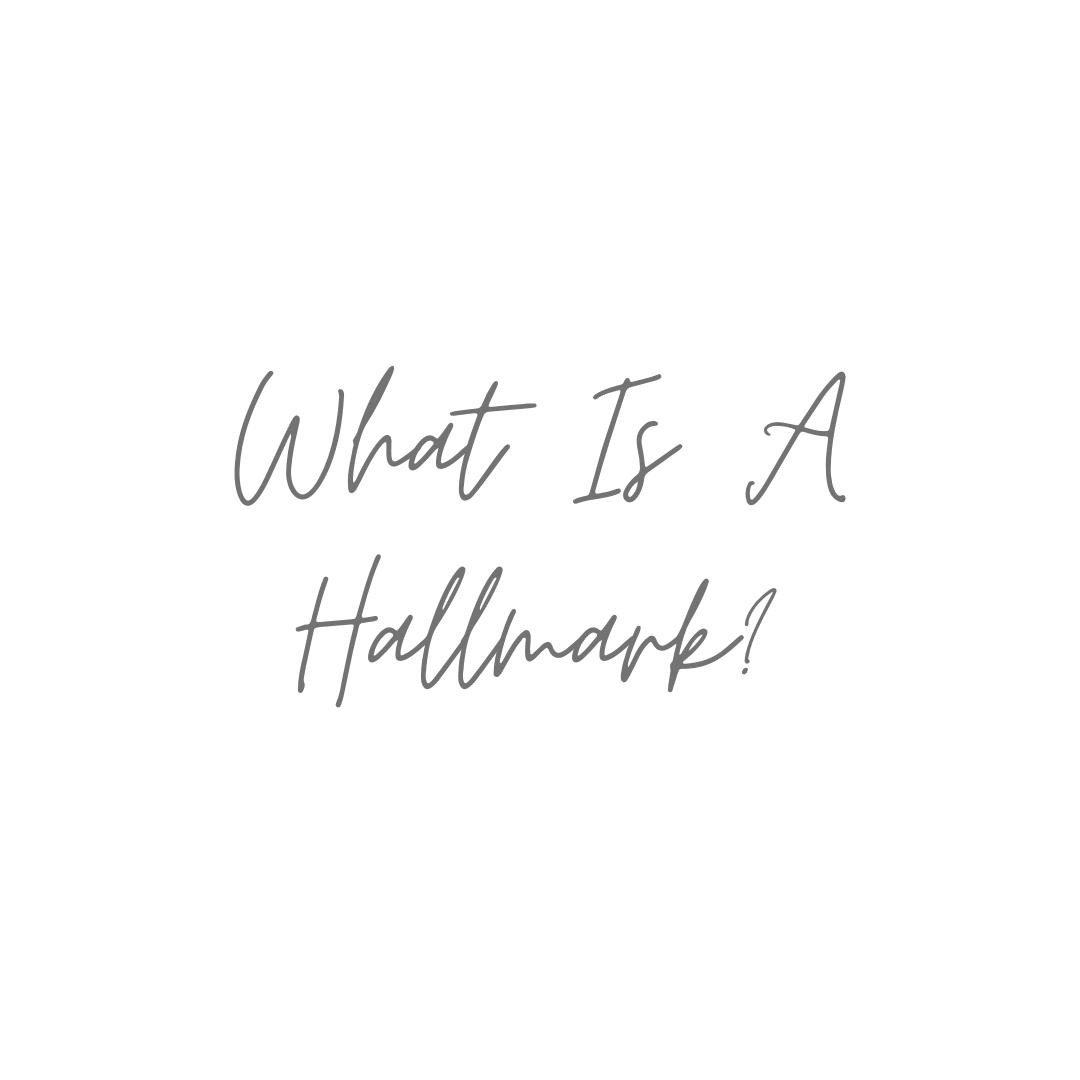 What Is A Hallmark?