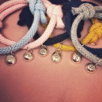 Rope Bracelet  | Chunky | Pebble Collection