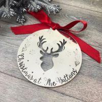 Reindeer/Stag Head Decoration