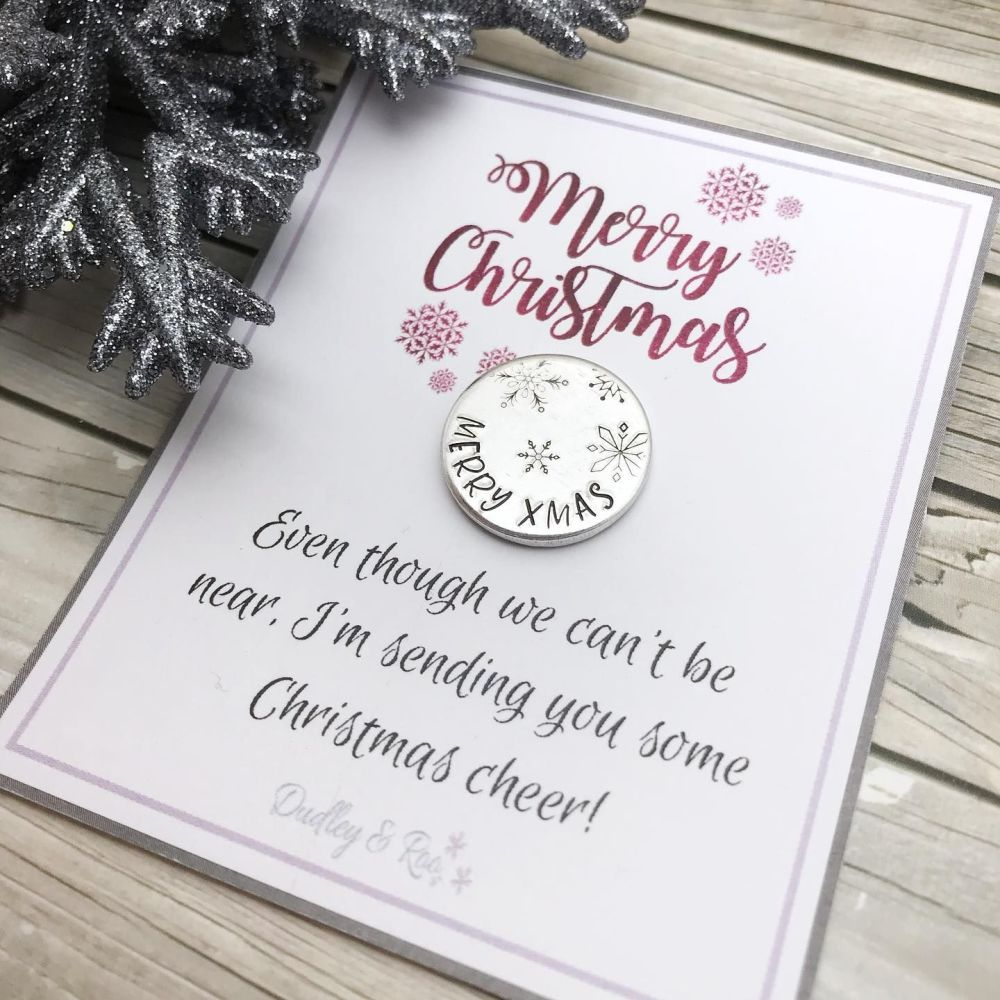 Christmas Cheer Tokens