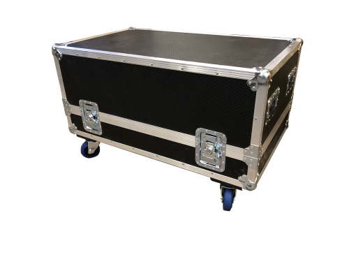Custom made Flight Case for your Wedge-04 Stageprompter