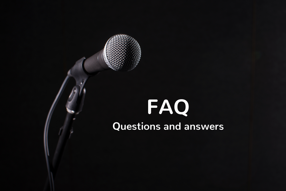 Stageprompter FAQ