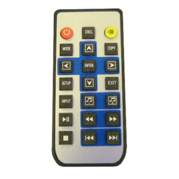 Replacement Stageprompter Remote Control – 2015/2016 Models