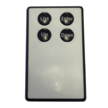 Replacement Stageprompter Remote Control – Pre 2015 Models