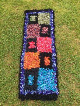Back cabin rug
