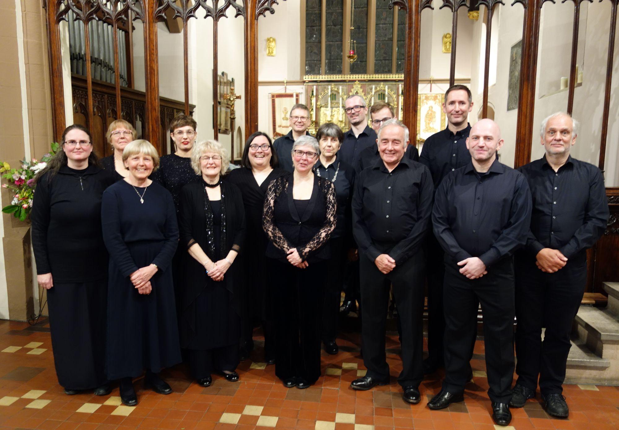 Vox Pura Singers, 20th October 2018