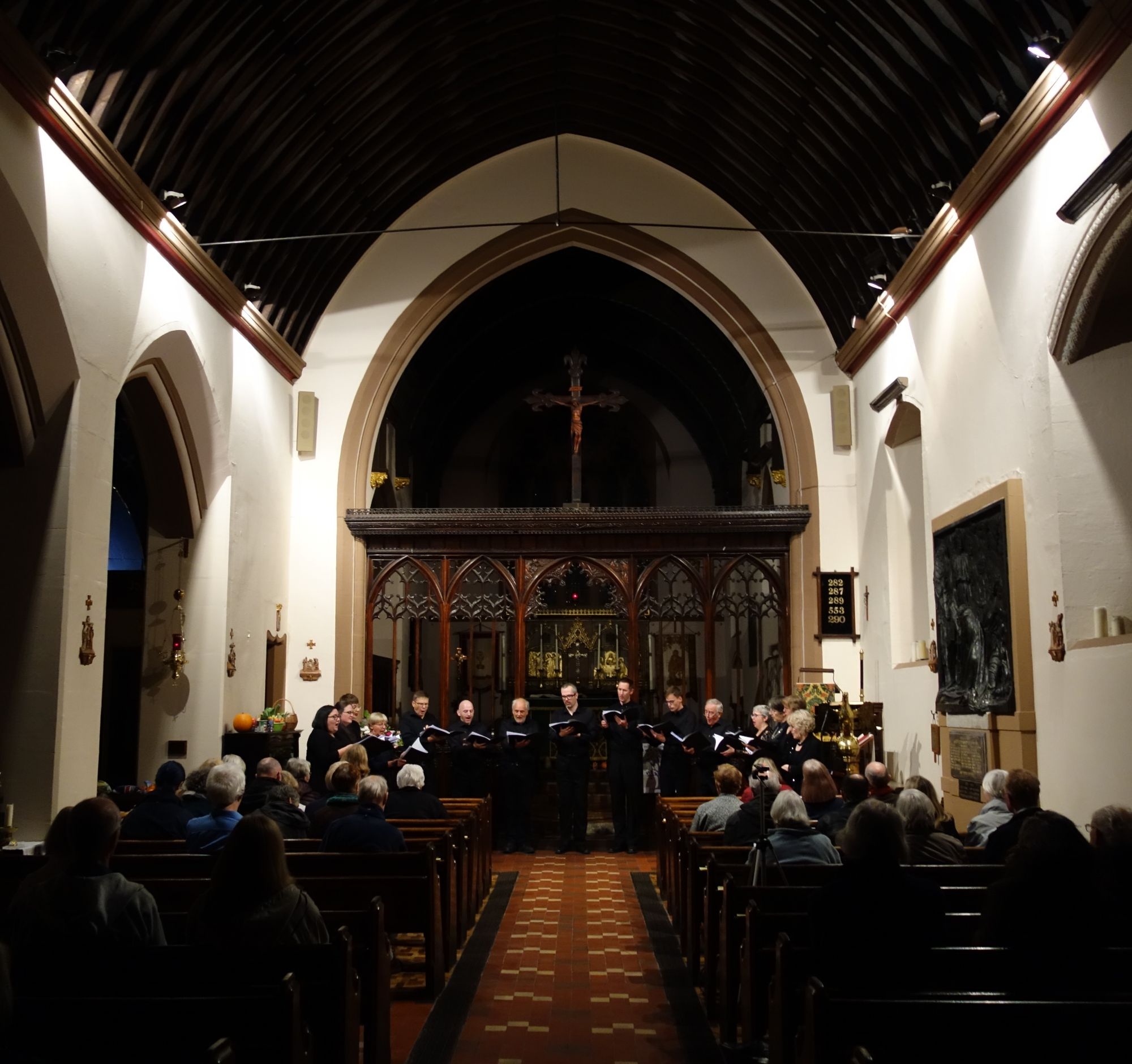20th October 2018 Concert at St Martin's Church