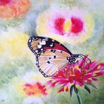 'Exuberant Joy' Giclée Fine Art Print