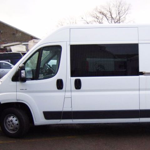 We Also Offer You A Choice Of Additional Extras For Your Conversion This Includes