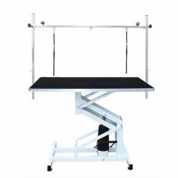 PRE-ORDER Hydraulic Dog Grooming Table - Black