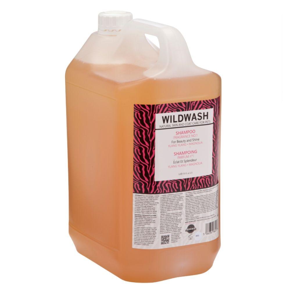 WildWash Natural Product Range