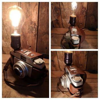 Alfa Camera Lamp