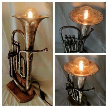 Euphonium lamp