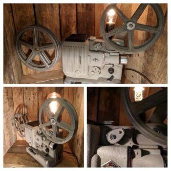 8mm Projector Lamp