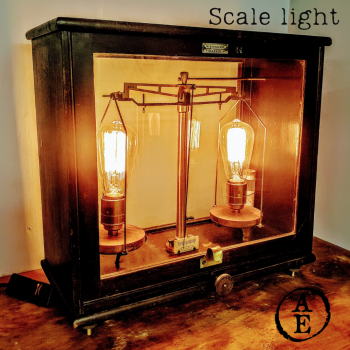 Scale lamps