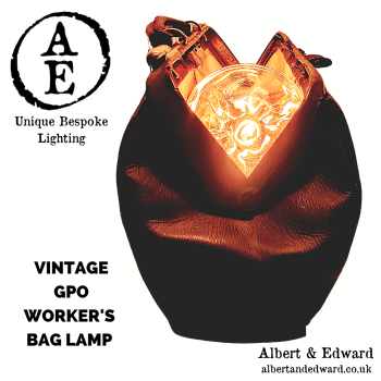 GPO Workman's Bag light