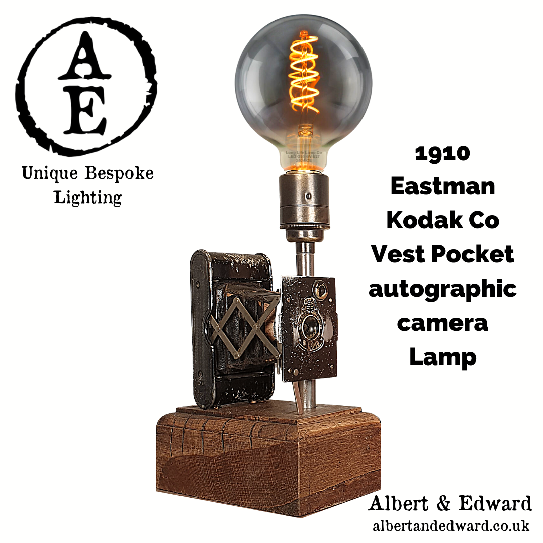 Kodak Eastman Camera Light