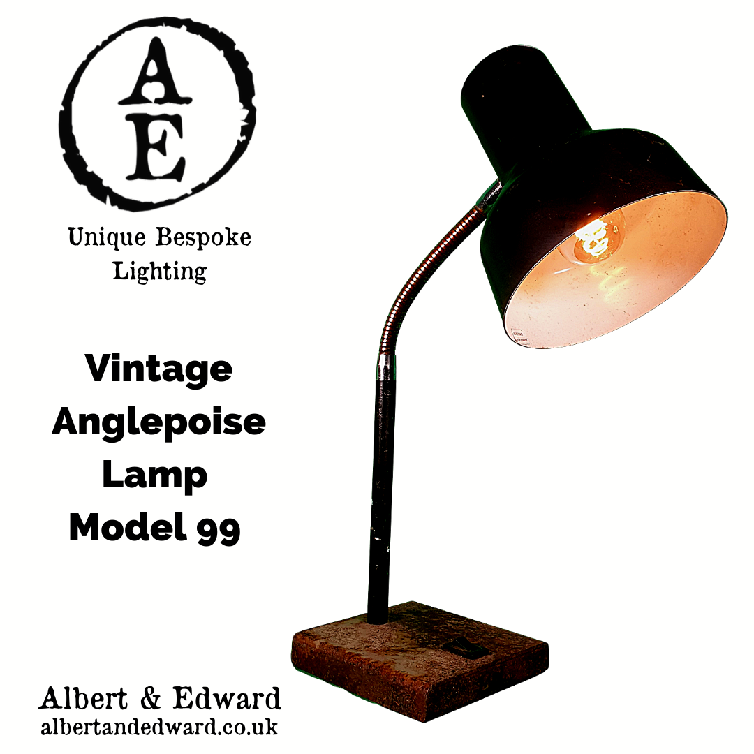 Vintage Anglepoise Lamp Model 99 Lamp 1.png