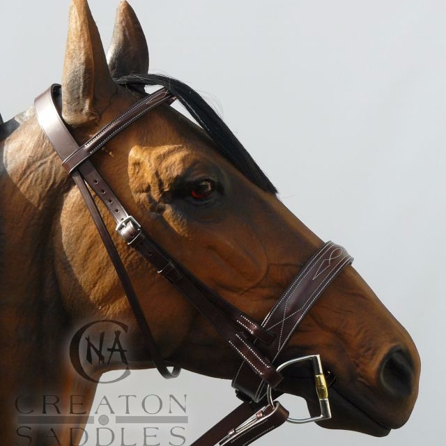 fancy-stitched-noseband-bridle