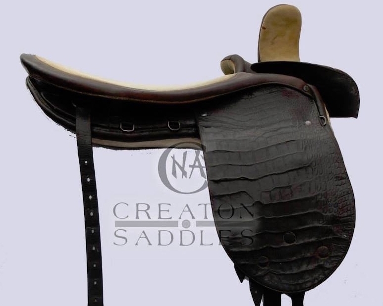 crocodile-skin-side-saddle