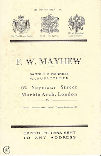 mayhew-saddlers-catalogue
