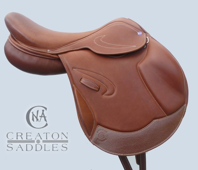 RRodzianko 3 Jumping Saddle