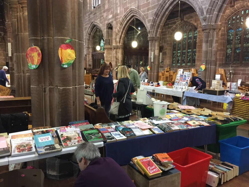 Craft Fair - Nov 2017 - raised £600