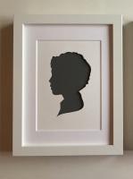 Portrait (large frame 23x32cm)