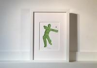 Cricket (medium frame 23x32cm)