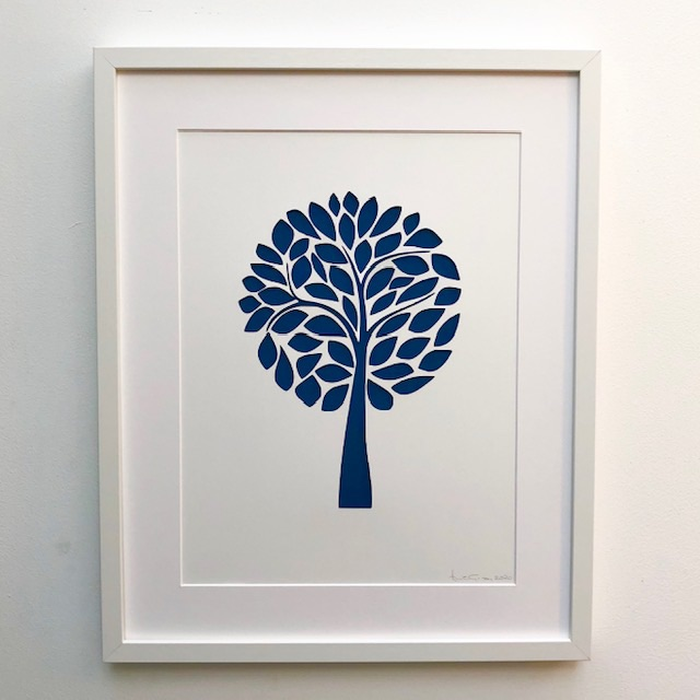 Mulberry Tree (extra large frame 52x42 cm)