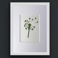 Dandelion (medium frame 23x32cm)