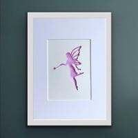 Fairy (medium frame 23x32cm)
