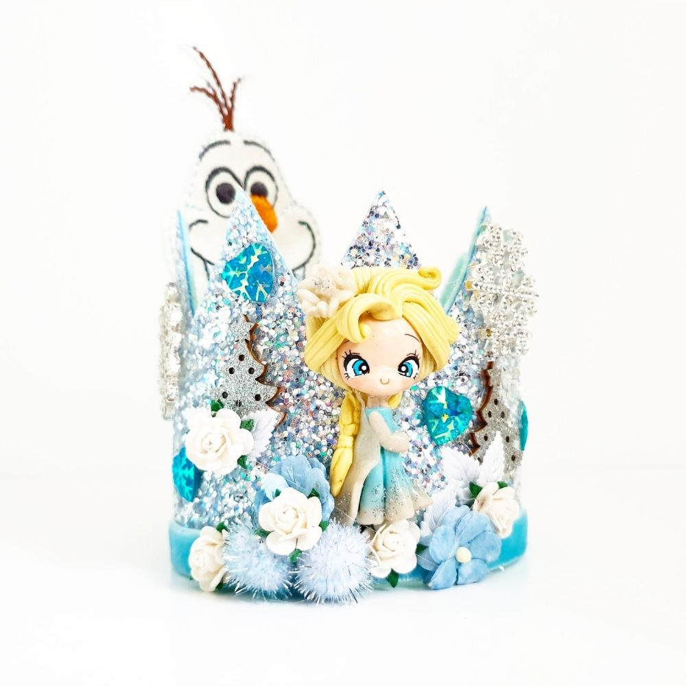 Bespoke Birthday Crowns