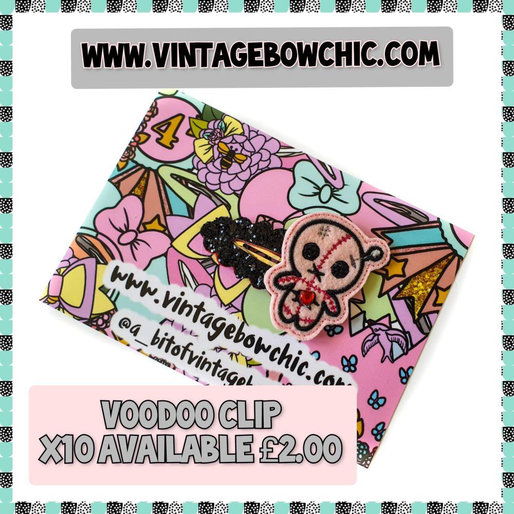 Voodoo Snap clip