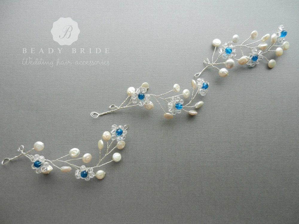 Carla-A set of 3-small-hair-vines (2)