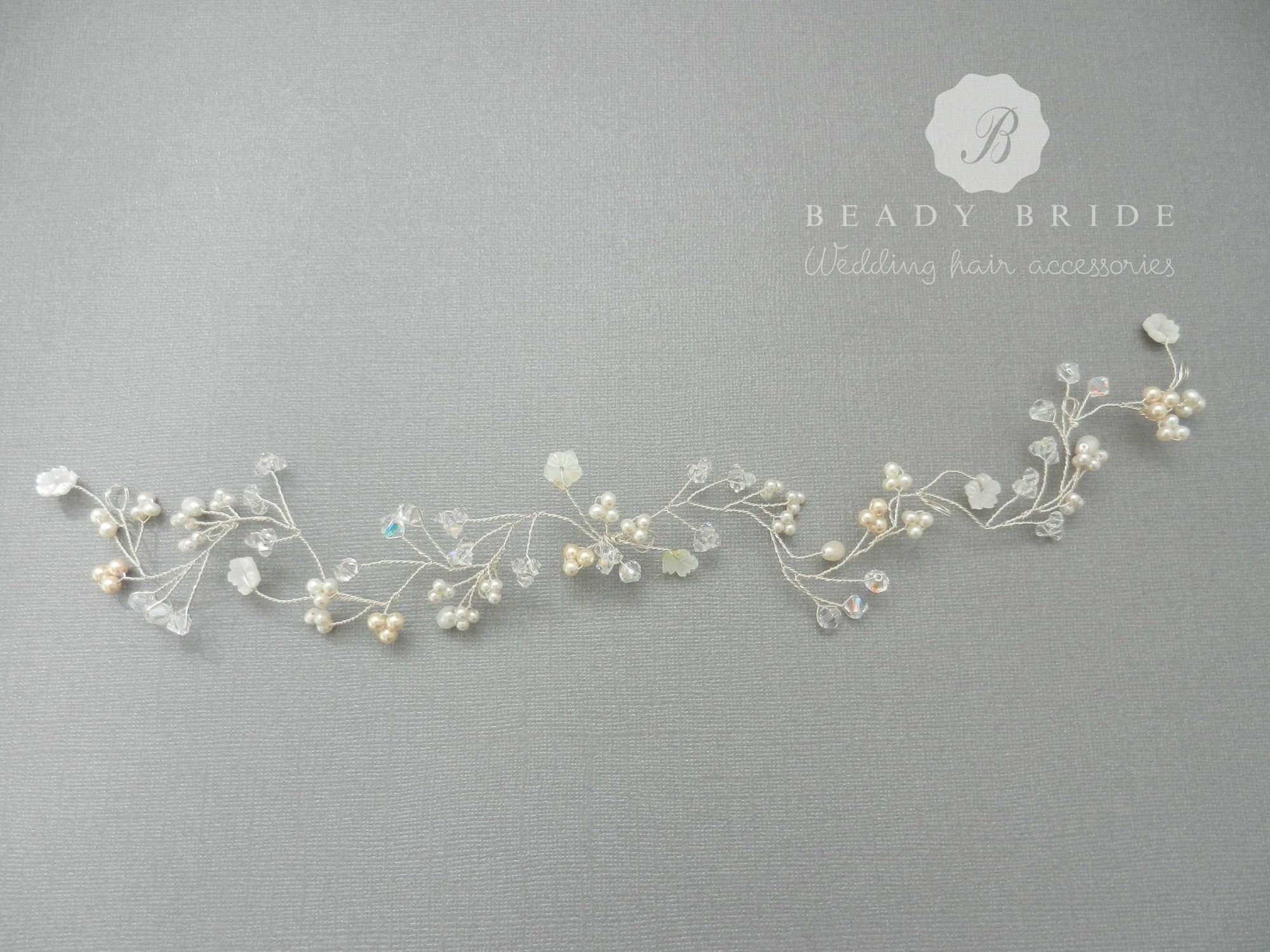Anita-bridal-wedding- hair vine-by Beady Bride-UK (1)