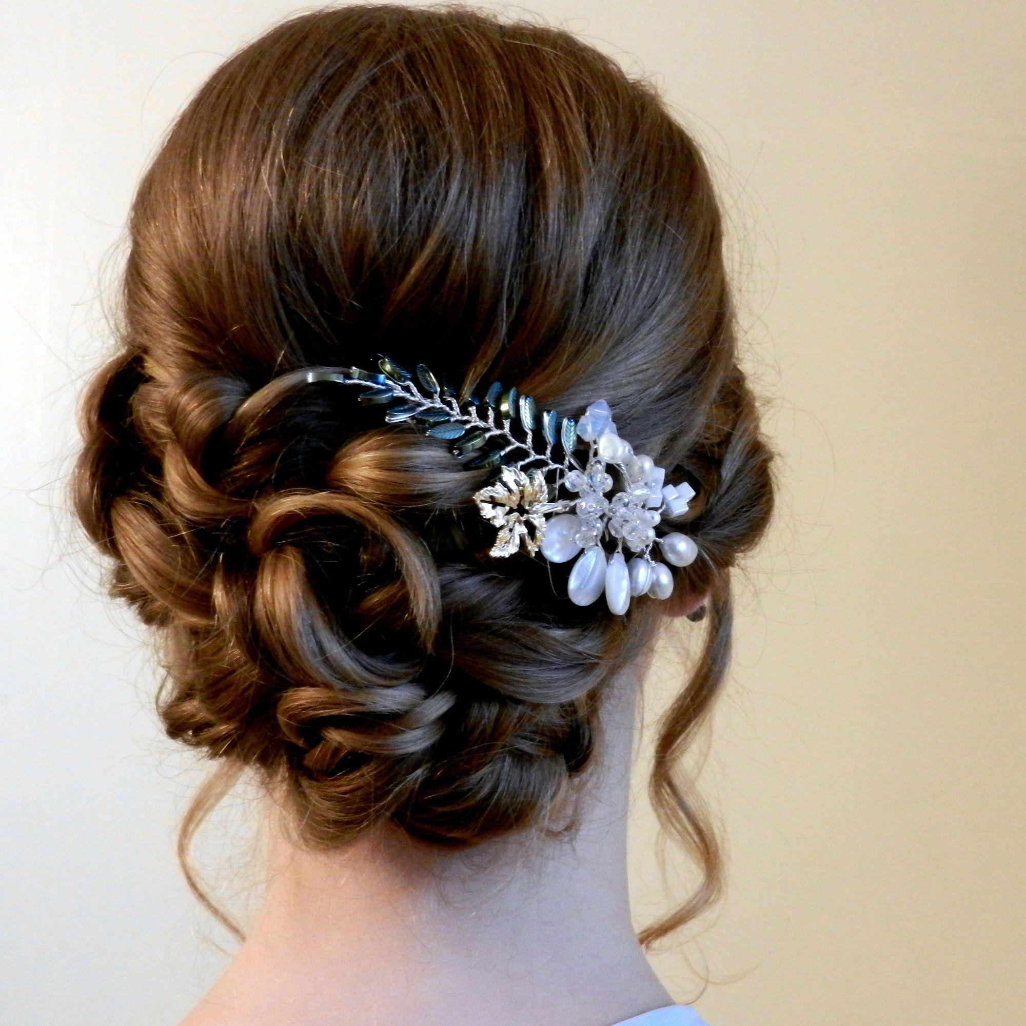 White-Gold-Green-Summer-&-Autumnal-Wedding-Bridal-hair-accessories-UK (4)