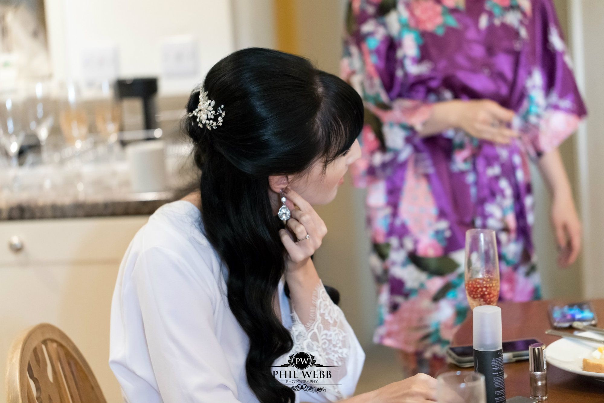 Kingscote barn wedding hair stylist-UK-ANB-2