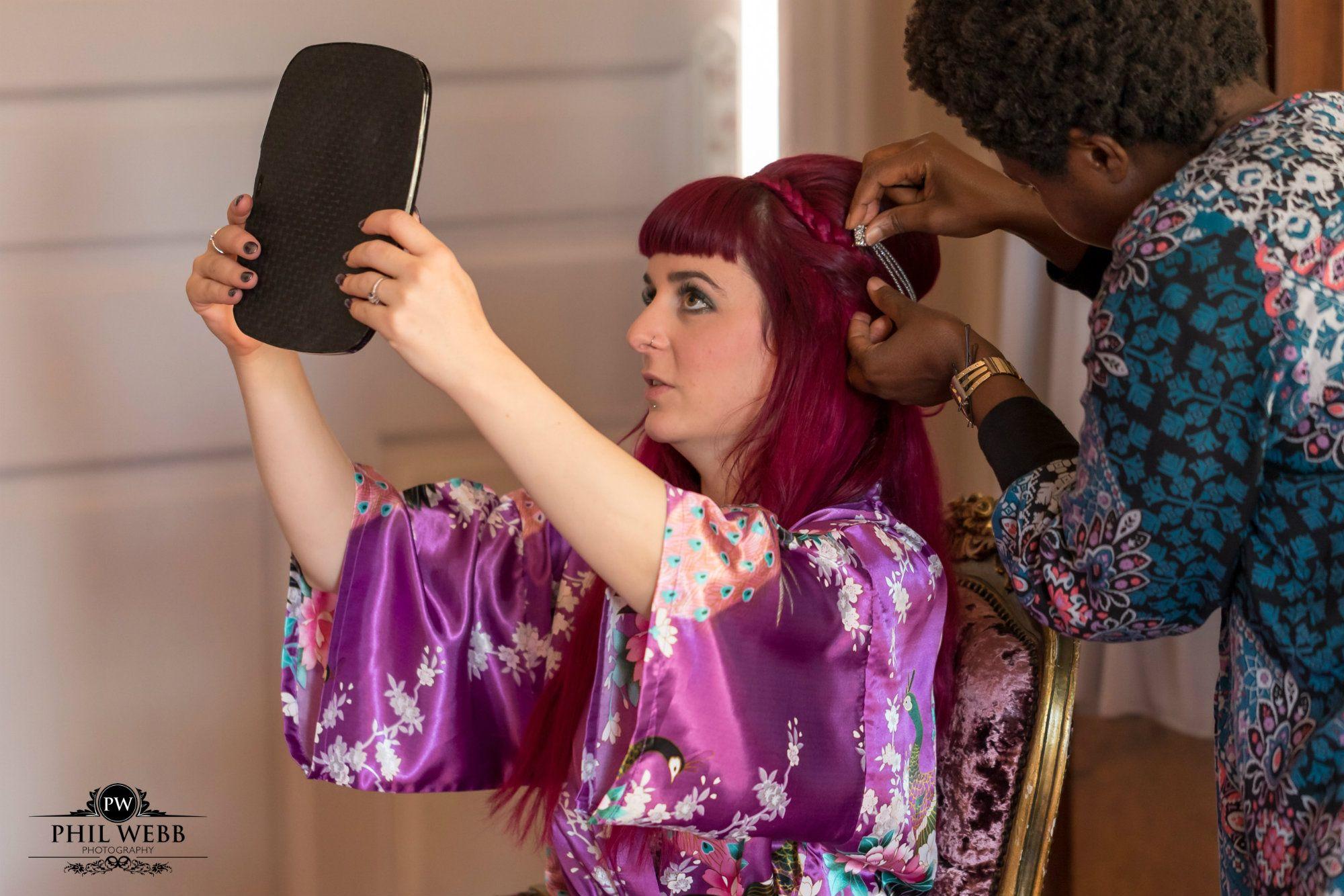 Cheltenham-bridal hair stylist-UK-Manor by Lake-CLY-1