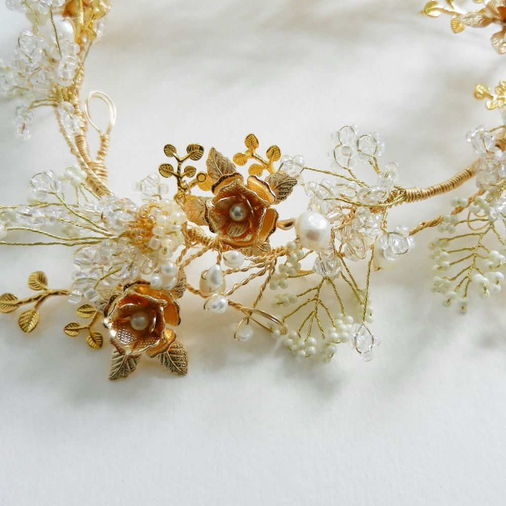 Bridal & Bridesmaids Hair Accessories
