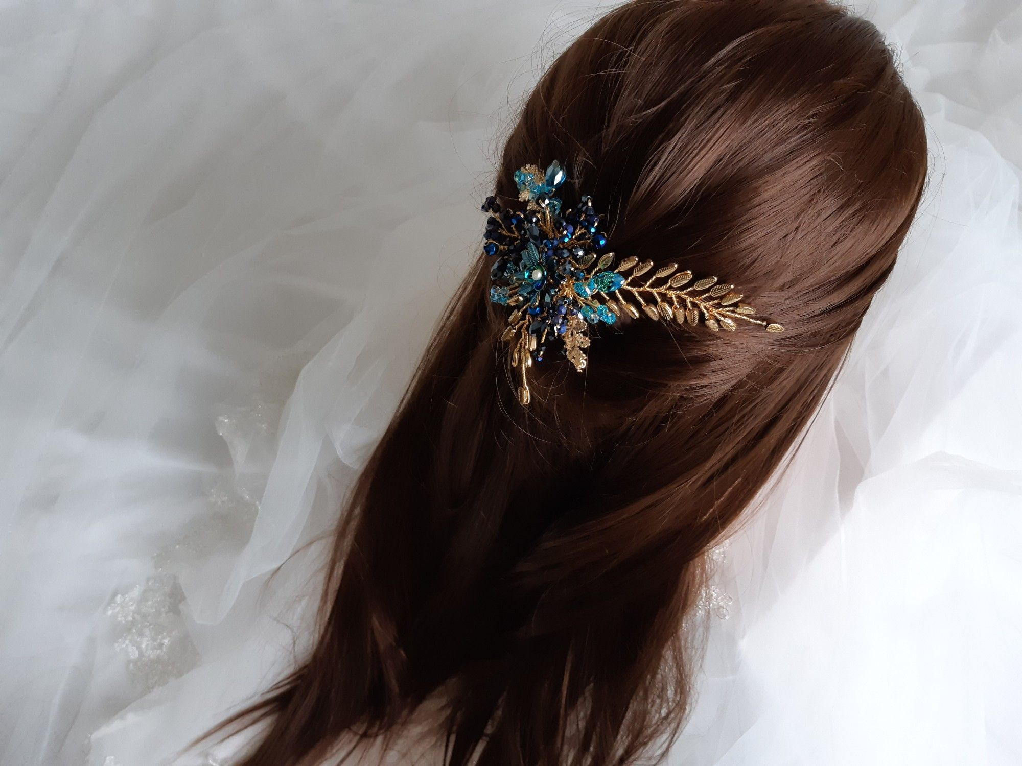 Bespoke-Custom-made-occasion hair accessories-Gloucestershire-Uk