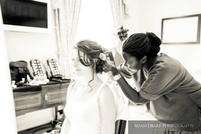 Mobile wedding hairstlist-Gloucsetershire-Cotswolds-UK