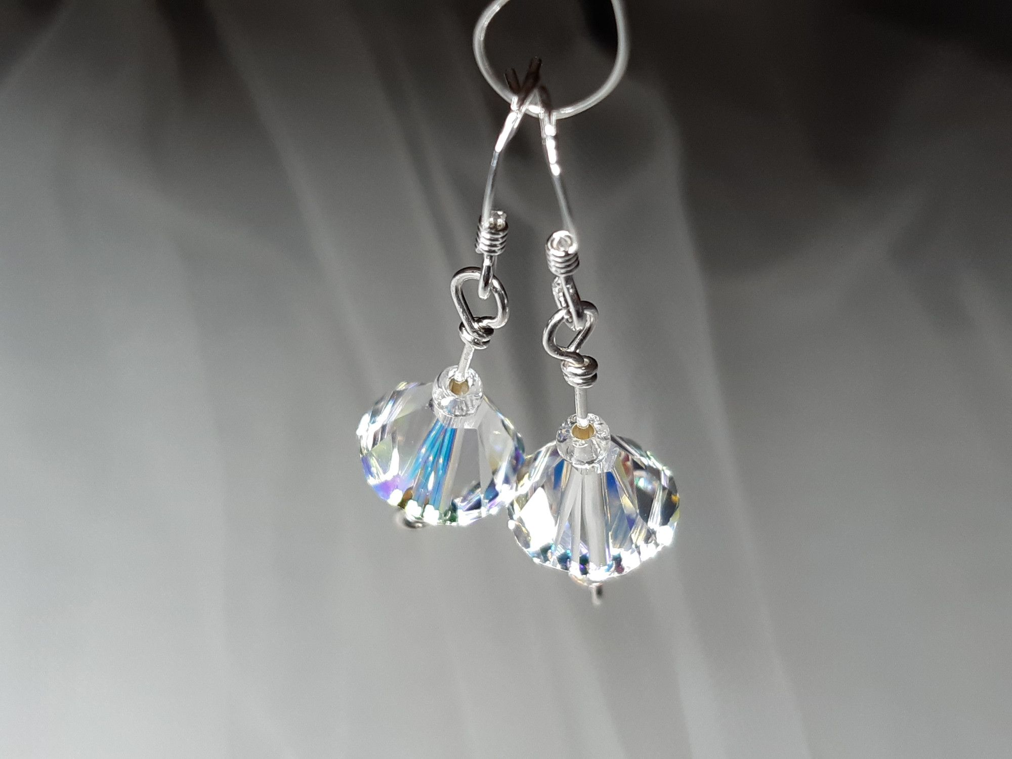 Occasion-wedding-swarovski crystal+sterling silver earrings-3.jpg