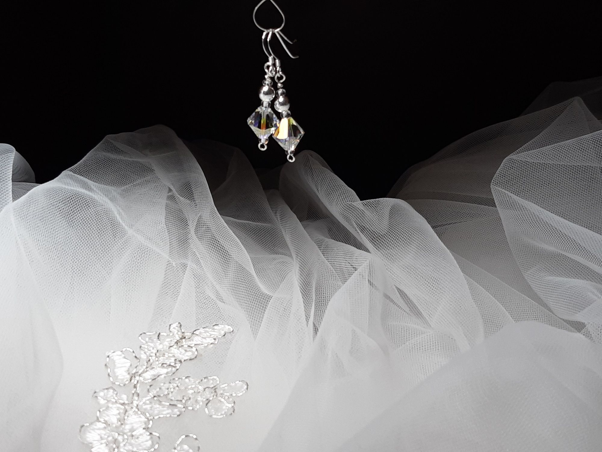 Occasion-bridal-wedding-swarovski crystal+sterling silver earrings-6.jpg