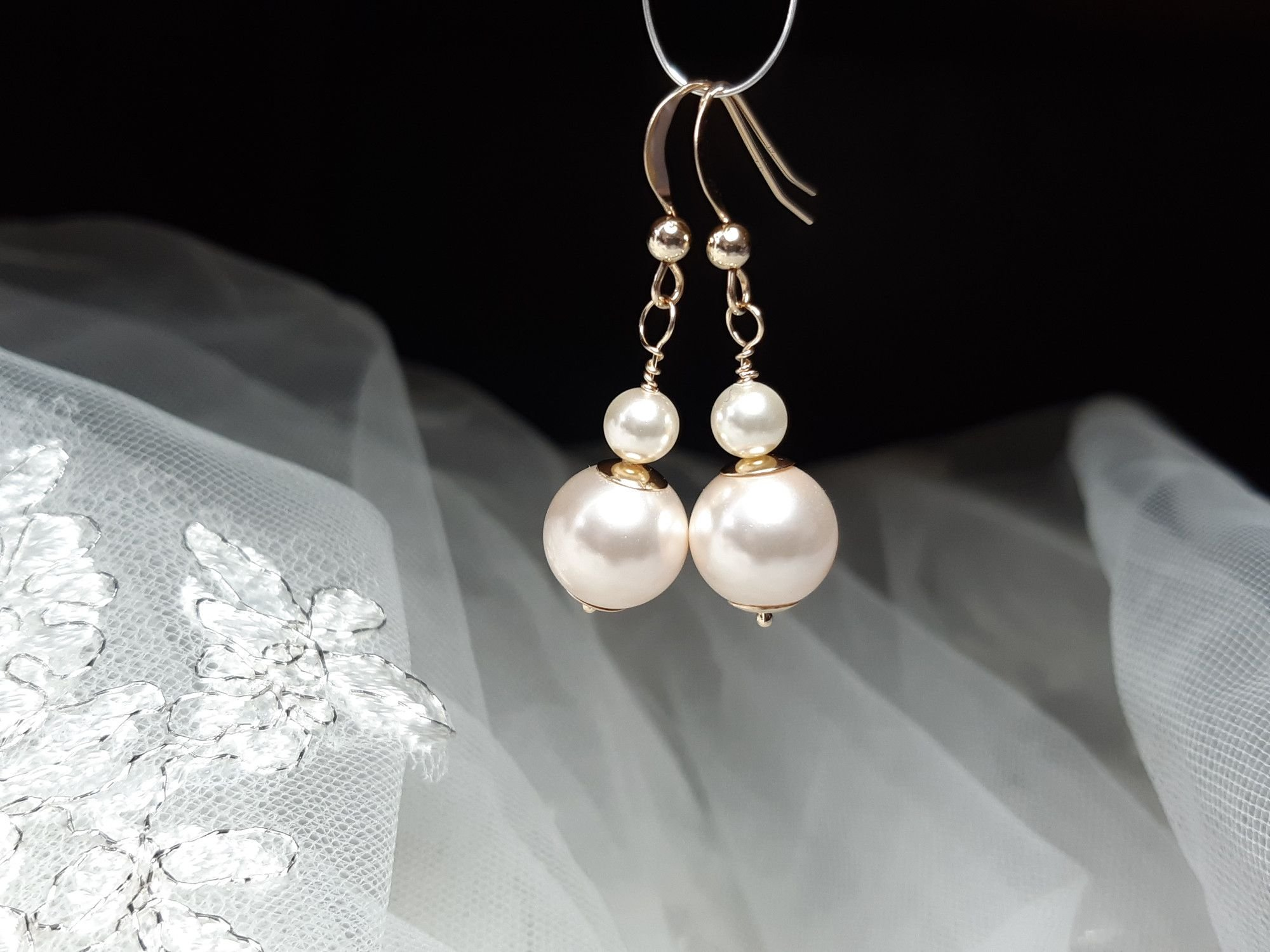 Occasion-bridal-wedding-earrings with 14K gold & pearls-1.jpg