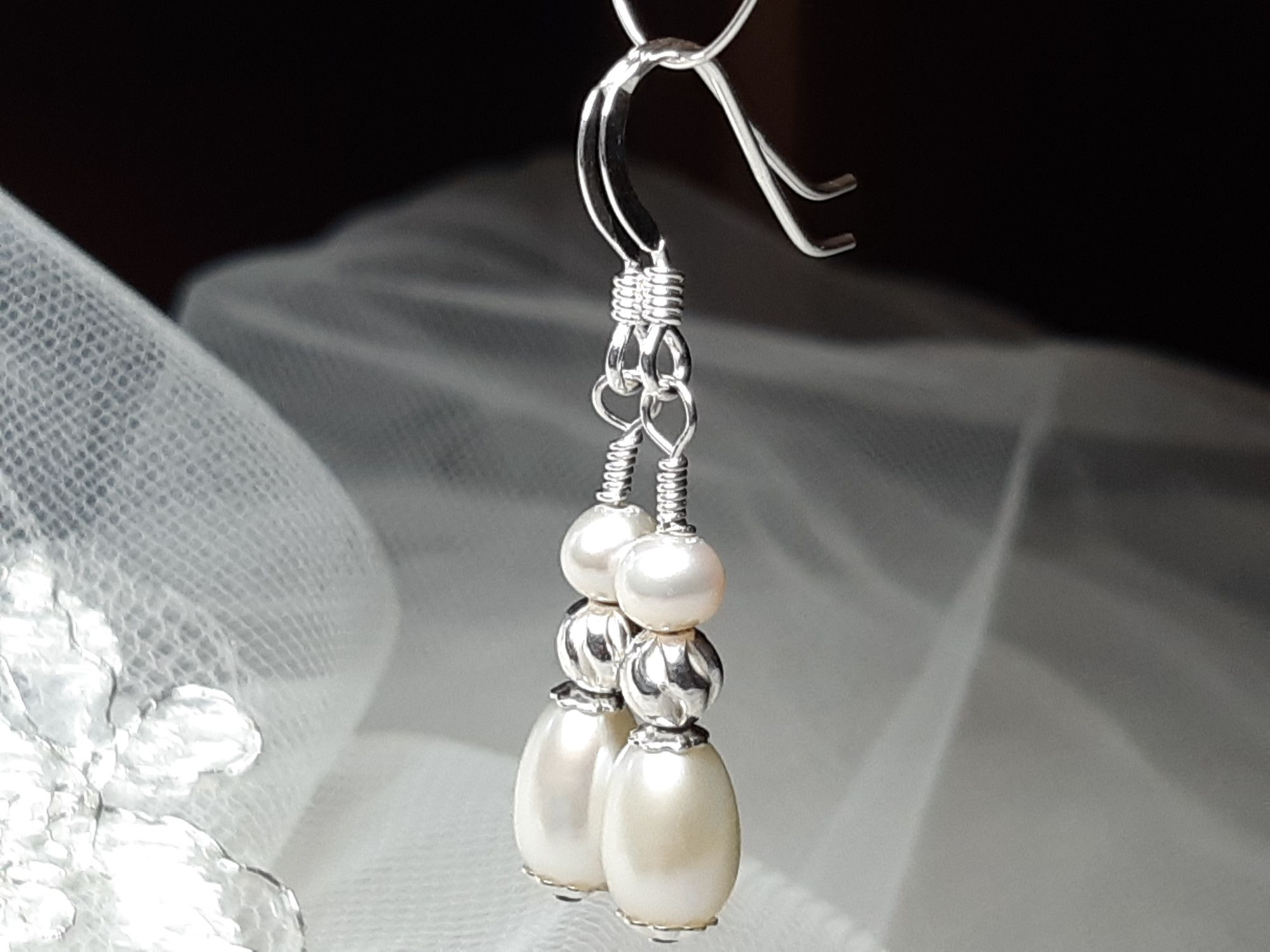 Occasion-bridal-pearl drop earrings with sterling silver-1.jpg
